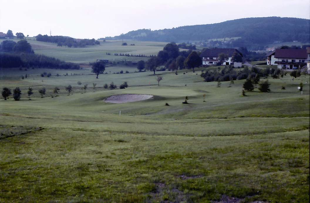 Rickenbach: Golfplatz, Bild 1