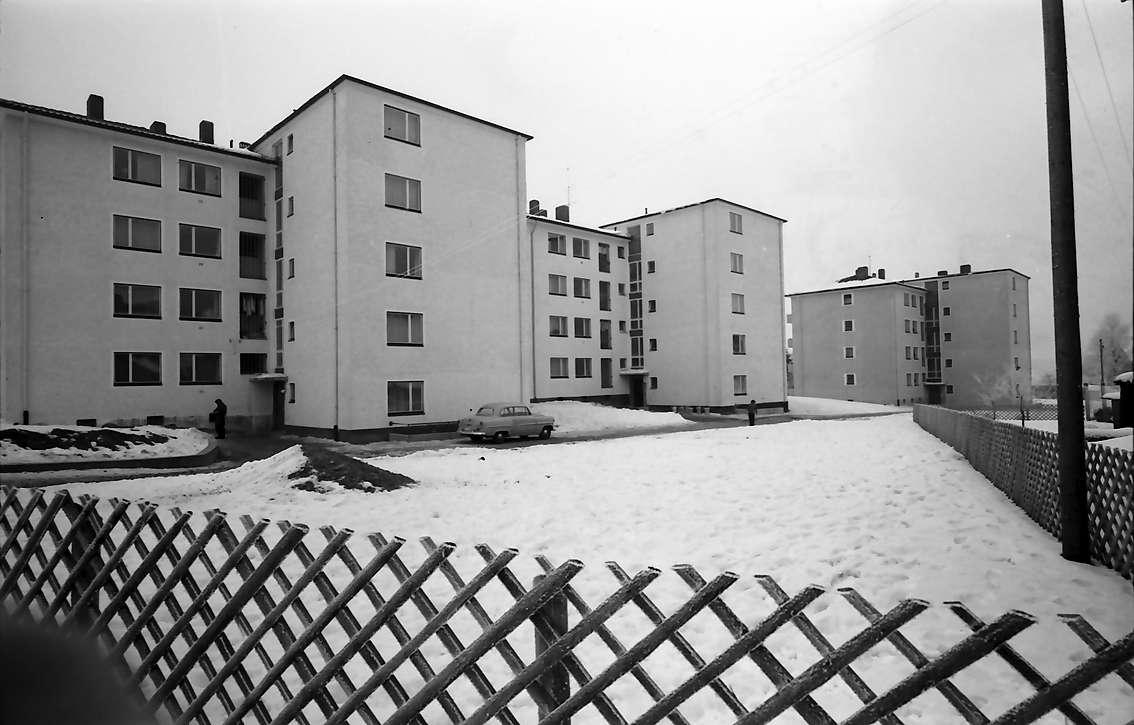 Villingen: Übergangswohnheime Rückseite, Bild 1