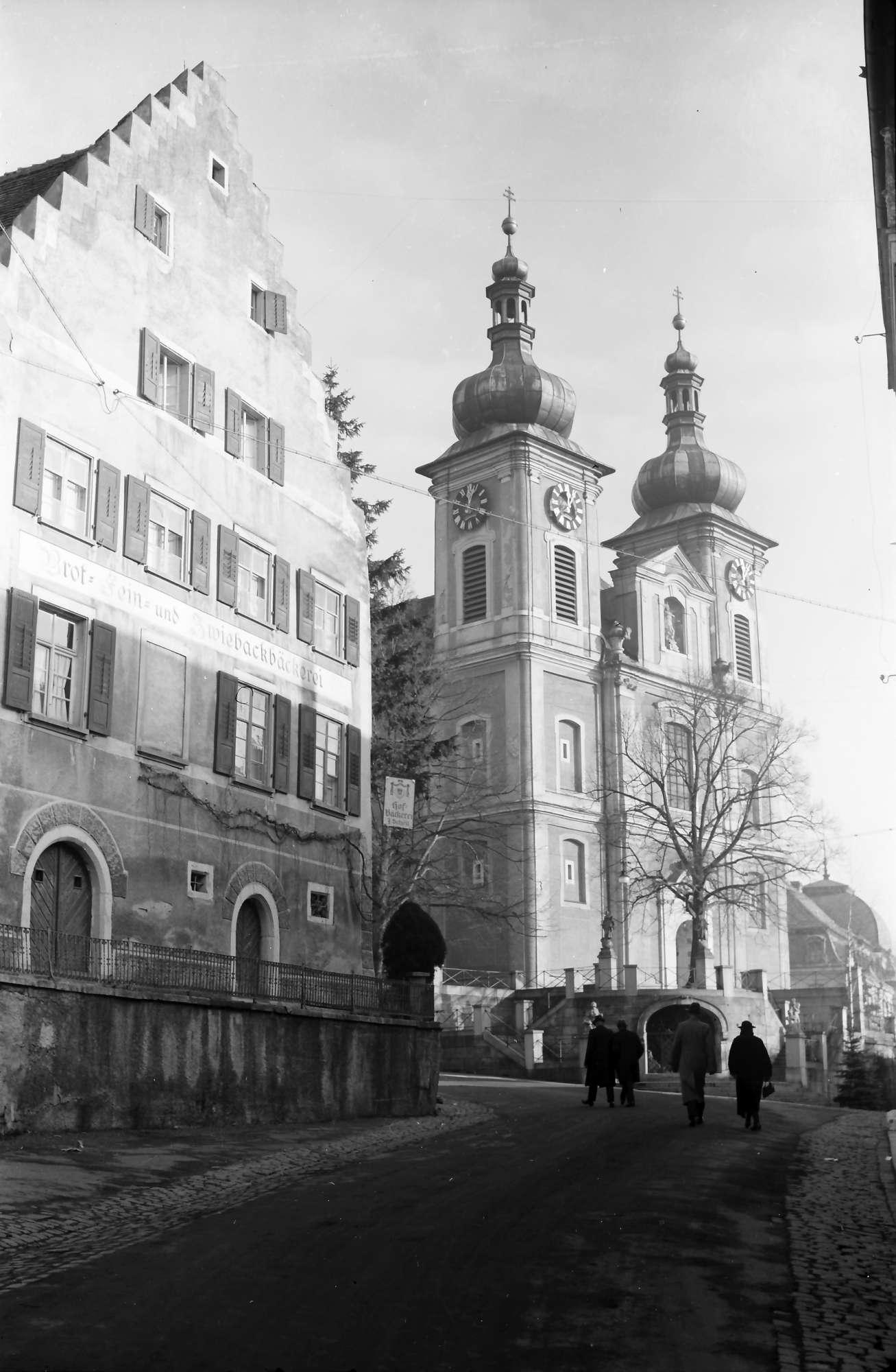Donaueschingen: Kirche, Bild 1