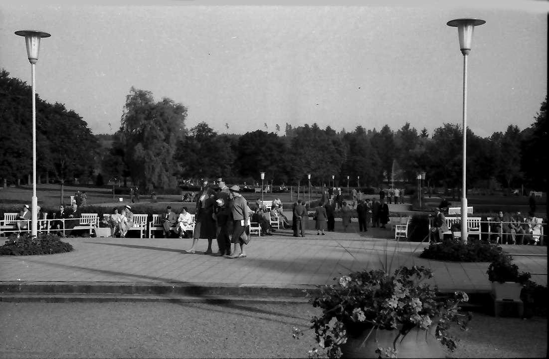 Bad Dürrheim: Kurpark, Bild 1