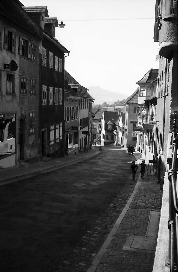 Engen: Straße, Bild 1