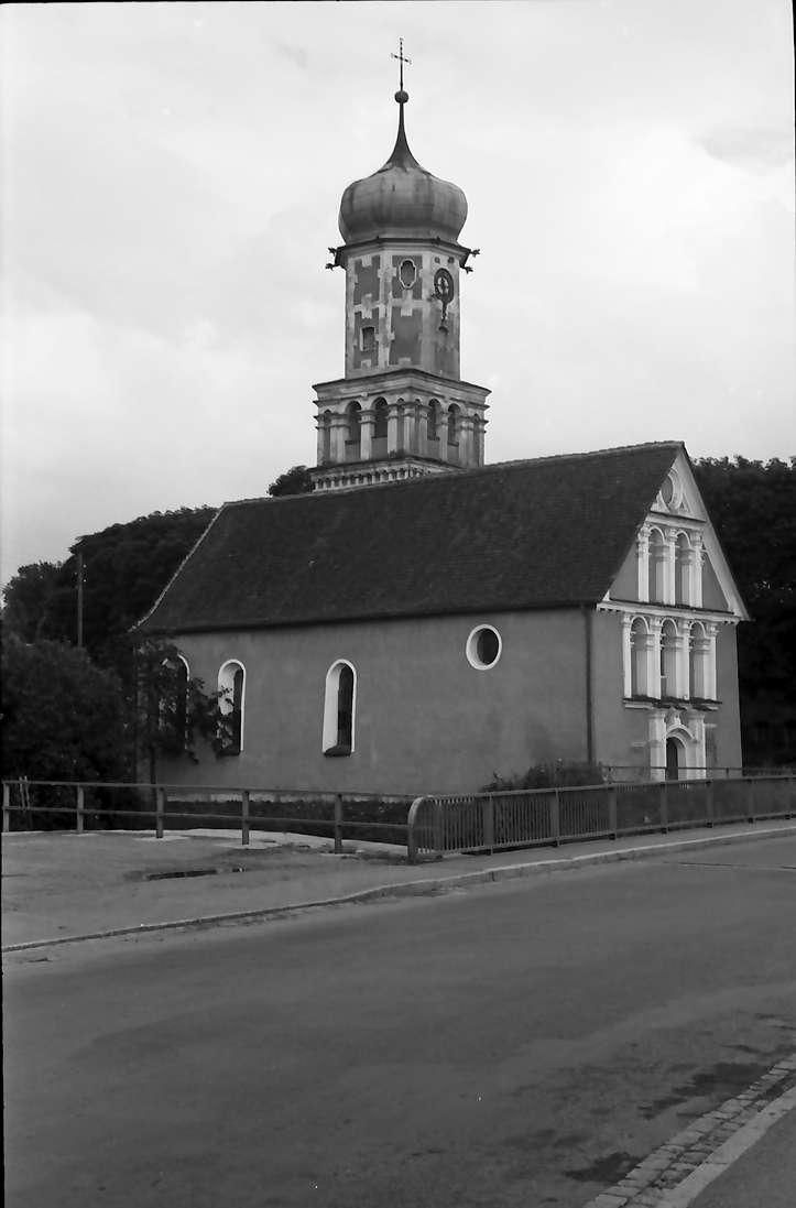 Meßkirch: Altkatholische Liebfrauenkirche, Bild 1