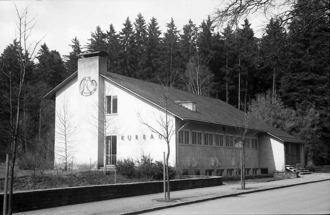 Königsfeld: Kurmittelhaus, Bild 1