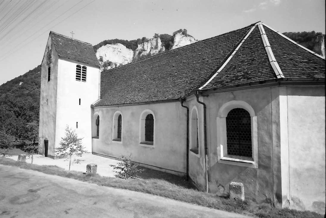 Hausen im Tal: Dorfkirche, Bild 1