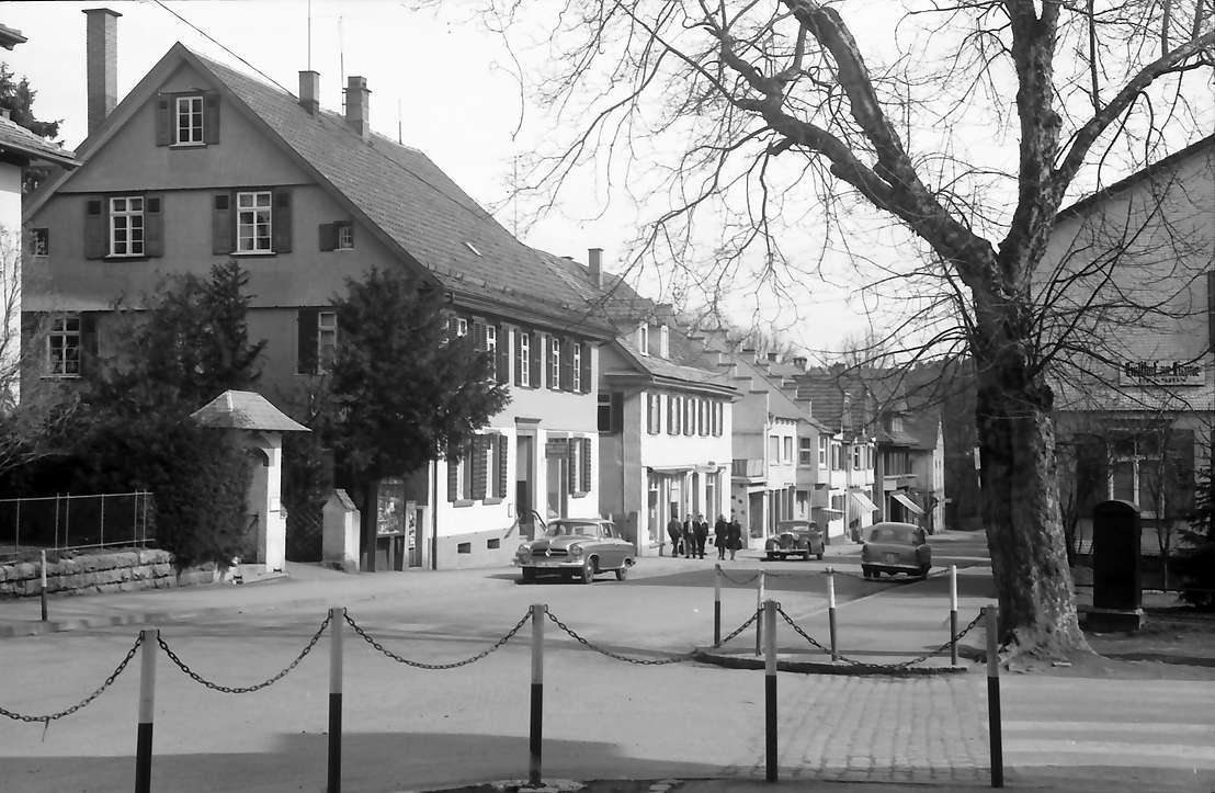 Königsfeld: Friedrichstraße, Bild 1