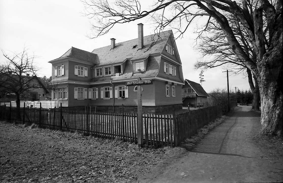 Königsfeld: Albert Schweizer-Haus, Bild 1