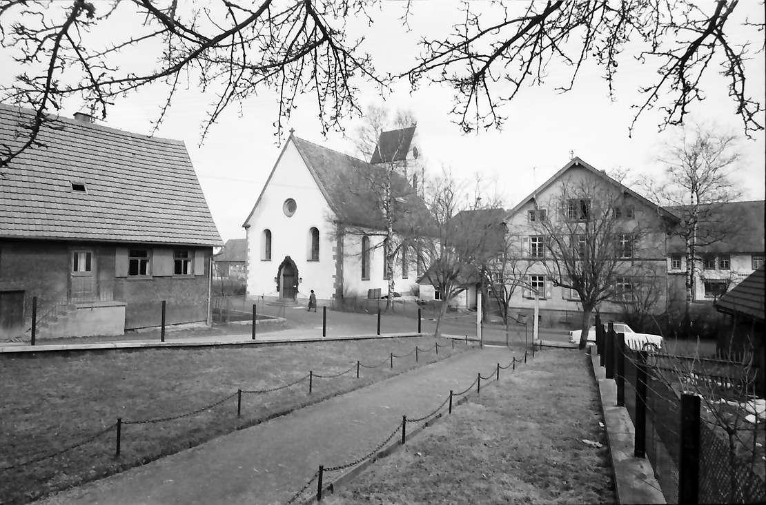 Mönchweiler: Kirche, Bild 1