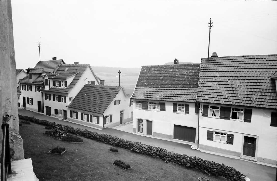 Mühlheim (Donau): Frisch hergerichtete Kleinstadthäuser, Bild 1