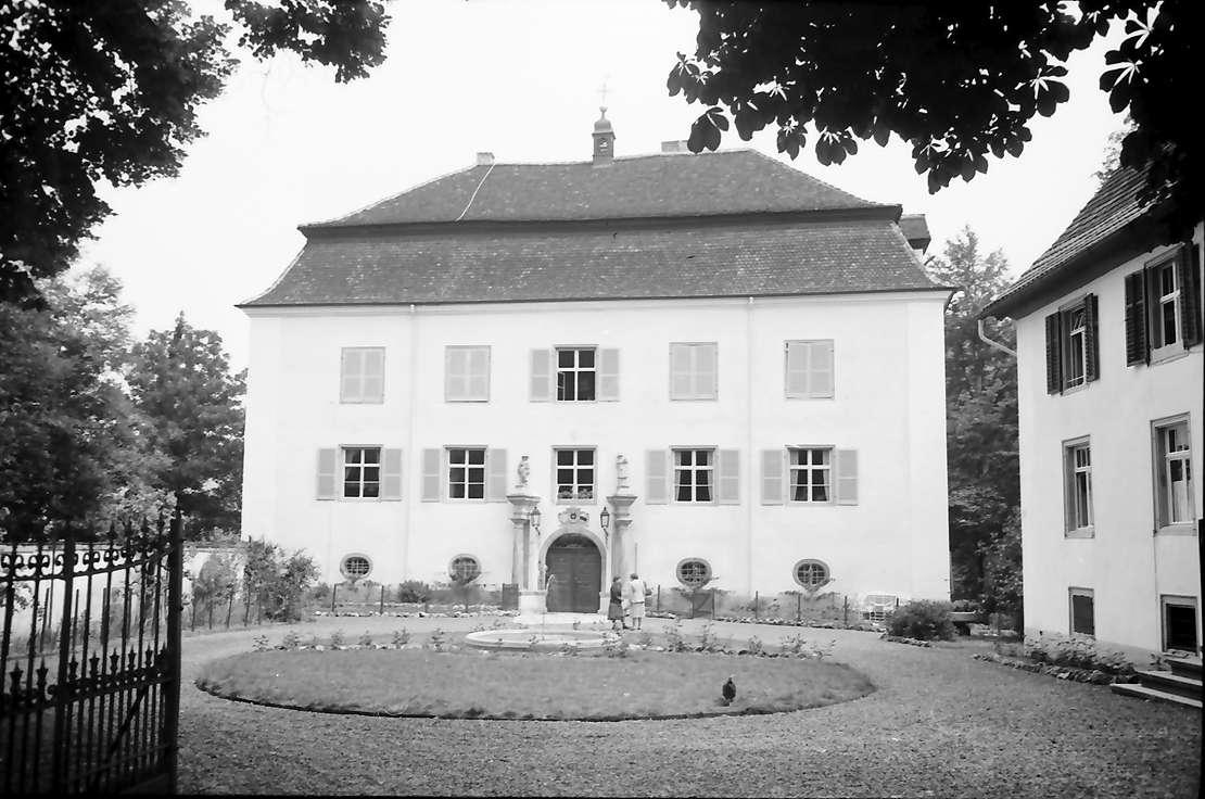 Mühlheim (Donau): Schloss, Bild 1