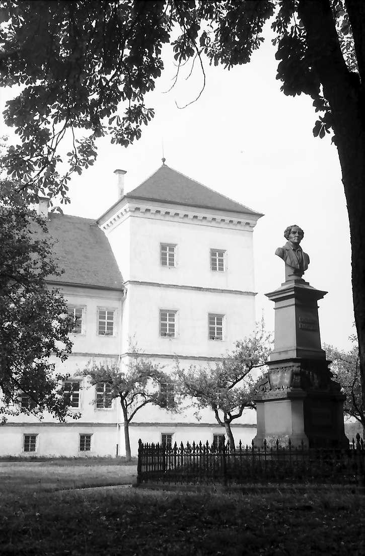 Meßkirch: Conradin Kreuzer-Denkmal, Bild 1