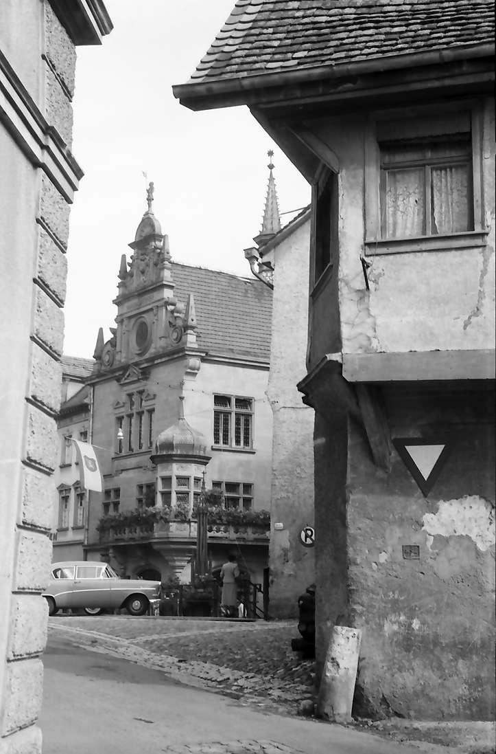 Meßkirch: Rathaus, Bild 1