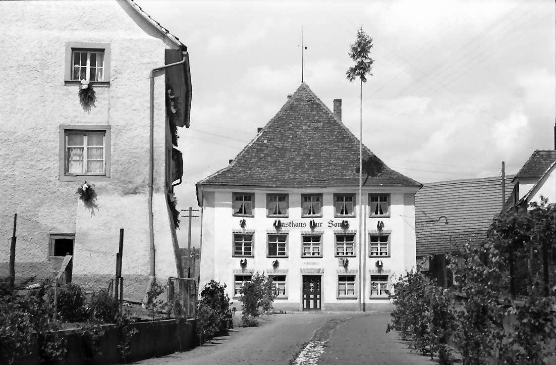 Neudingen: Schönes Gasthaus, Bild 1