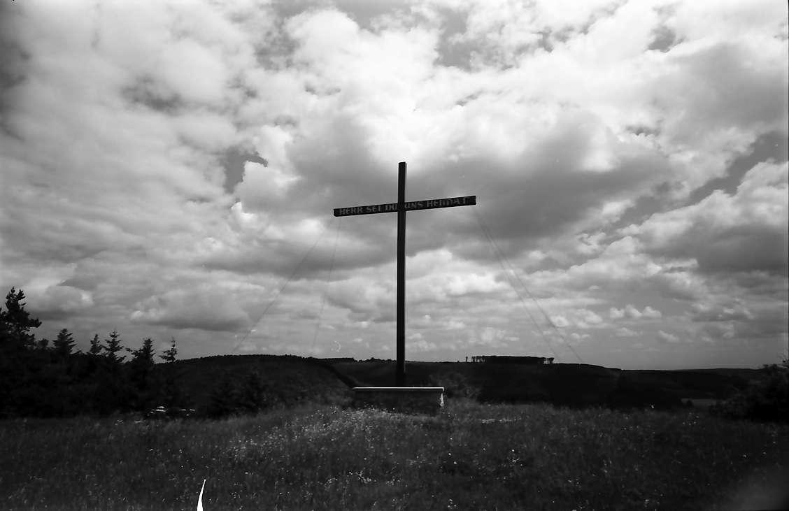 Schächer: Kreuz auf dem Fürstenberg, Bild 1