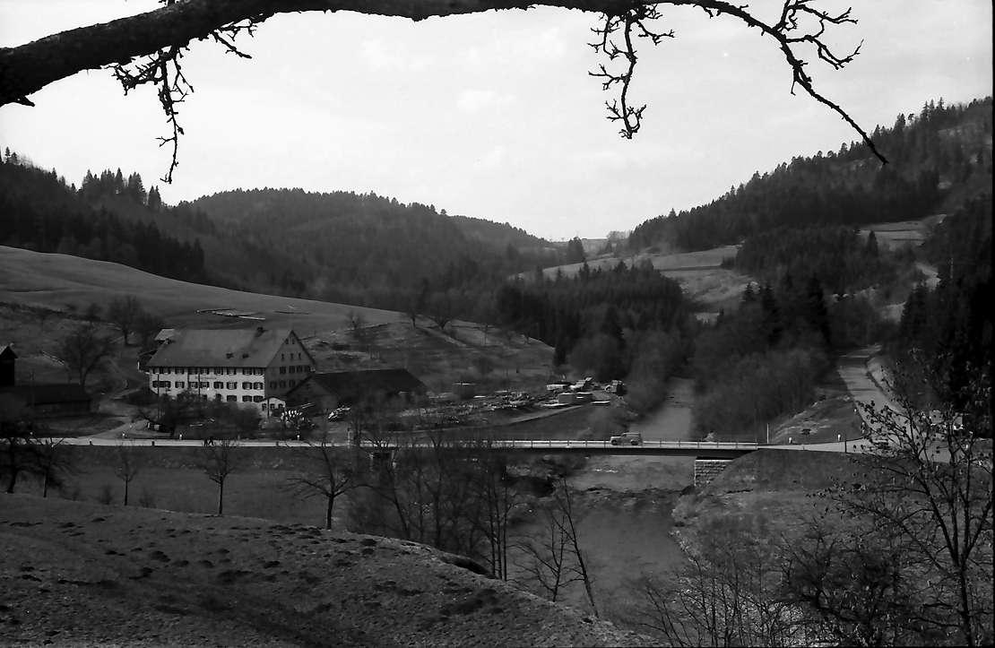 Ewattingen: Wutachtal mit Mühle, Bild 1