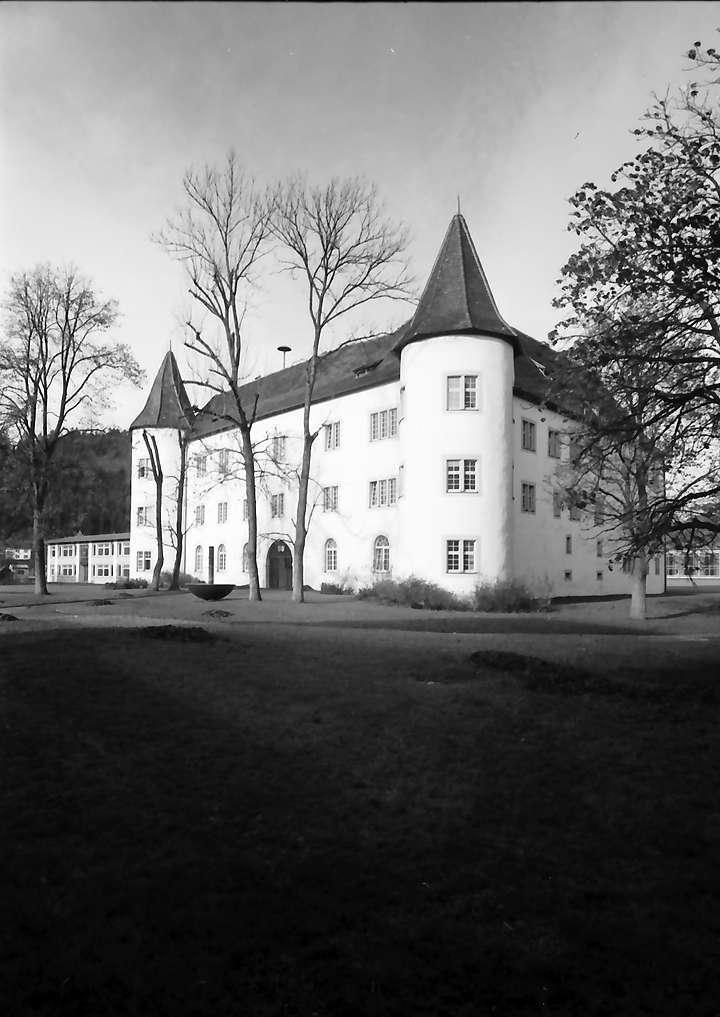 Immendingen: Rathaus im Schloss, Bild 1