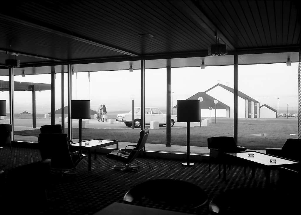 Aasen: Hotelfoyer, Golf Hotel, Bild 1