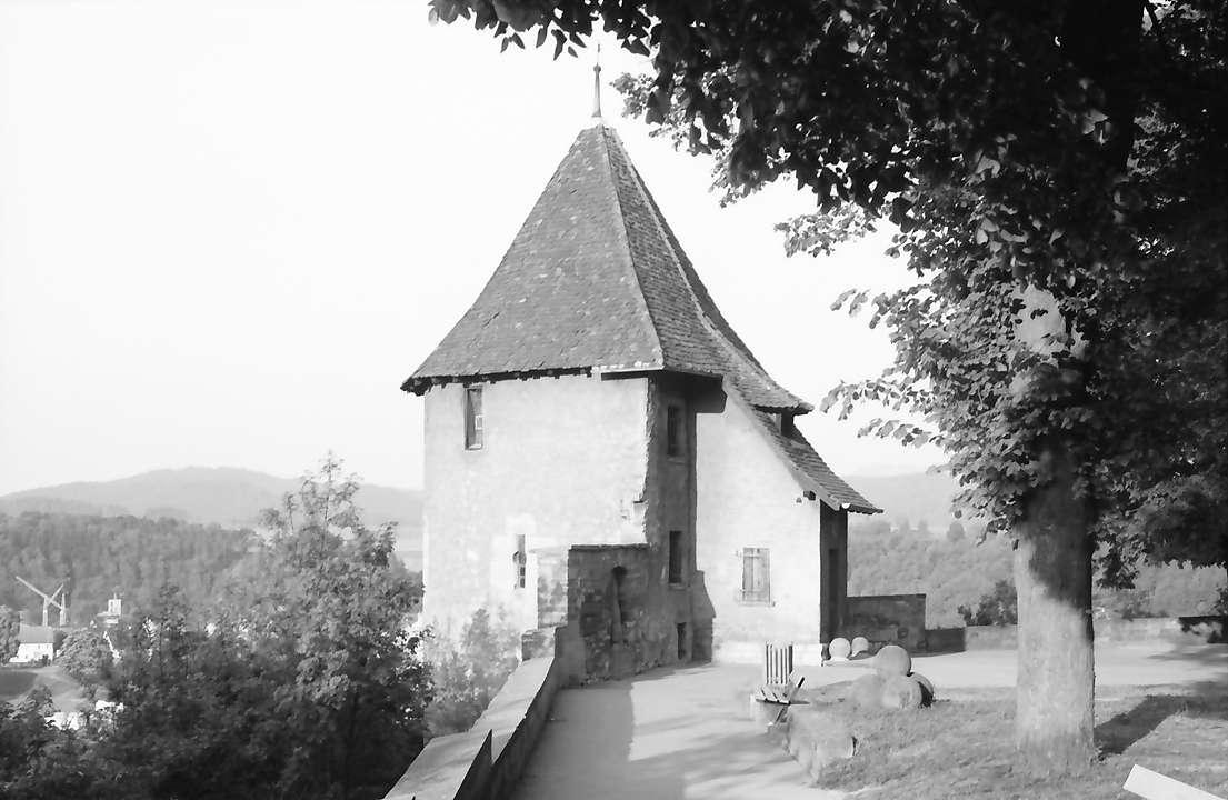Rottweil: Alter Turm am Aussichtspunkt, Bild 1