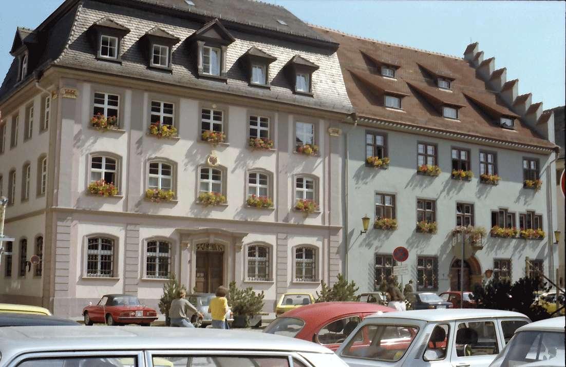 Villingen: Münsterplatz mit Rathaus, Bild 1