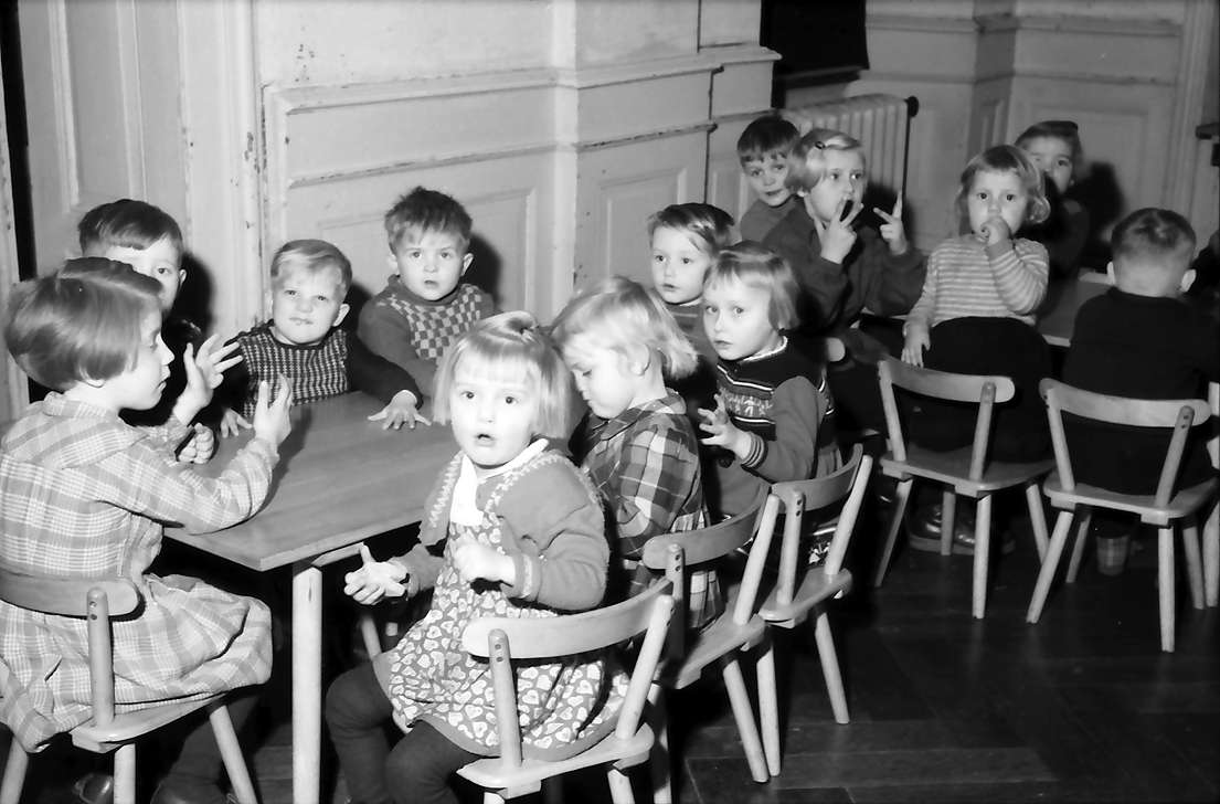 St. Blasien: Flüchtlingslager, Kindergarten, Bild 1