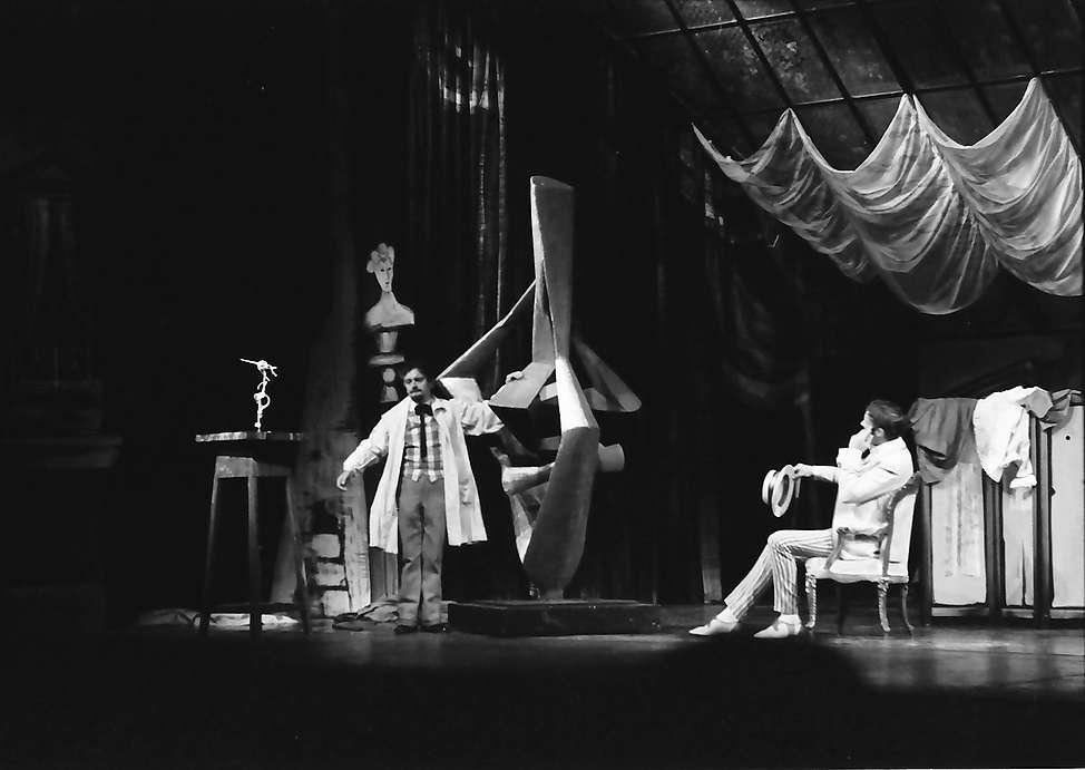 Stuttgart: Stuttgarter Staatstheater, Kleines Haus; Musical von Abe Burrows, Bild 1