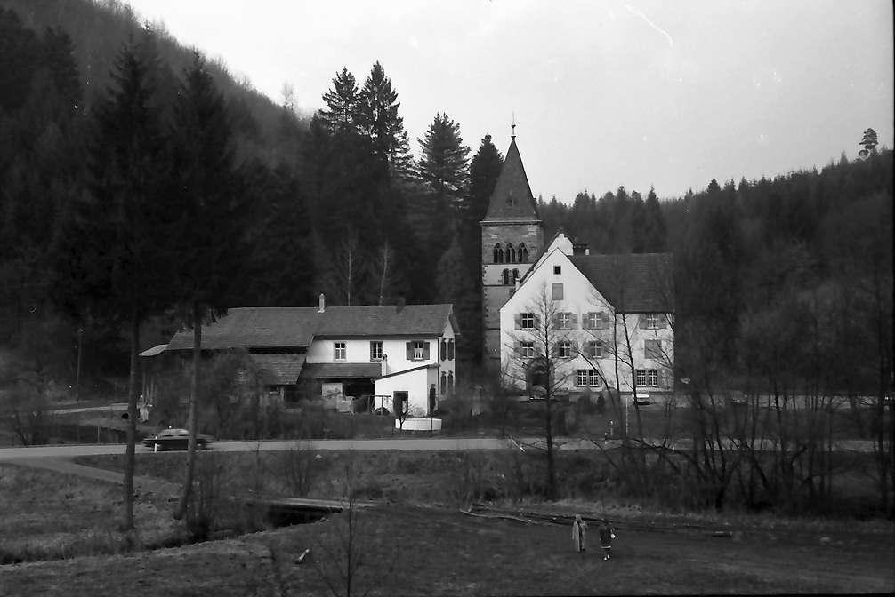 Weitenau: Kloster Weitenau, Bild 1