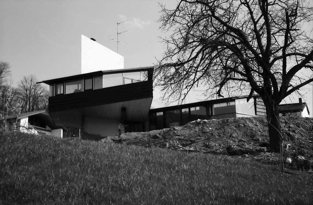 Lörrach, Salzert: Pavillon-Haus im Stadtteil Salzert, Bild 1
