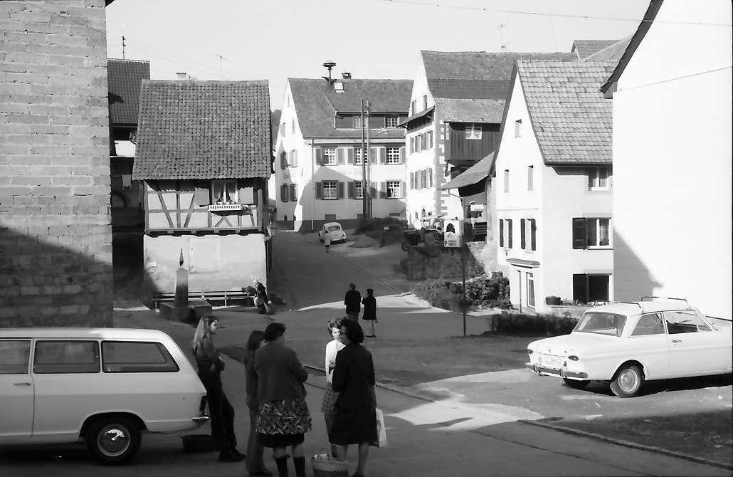 Lörrach, Tumringen: Straße, Bild 1