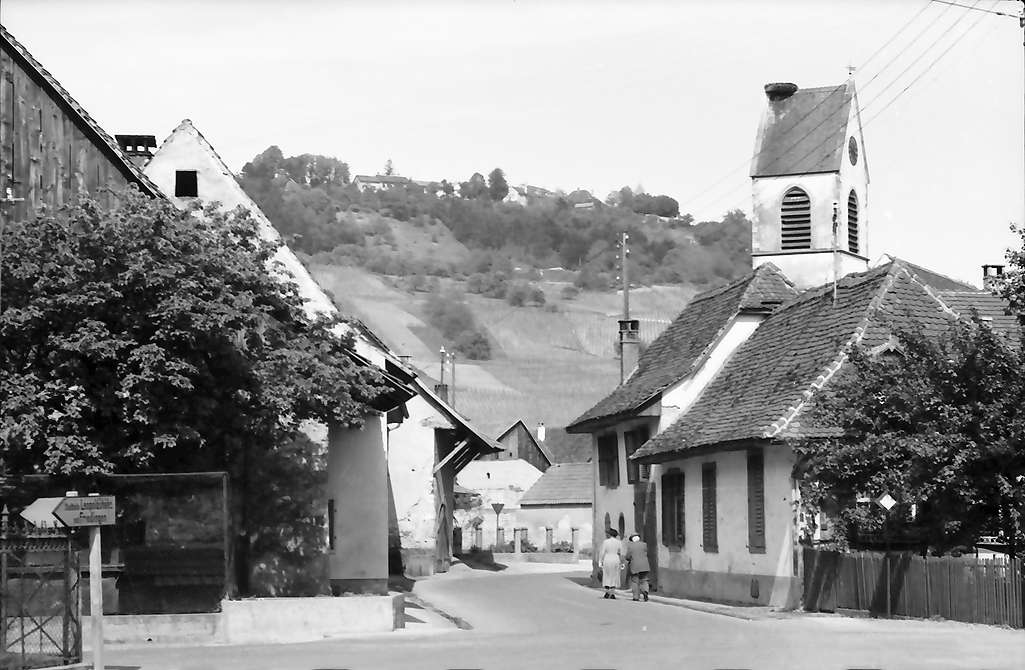 Weil: Evangelische Kirche, Bild 1