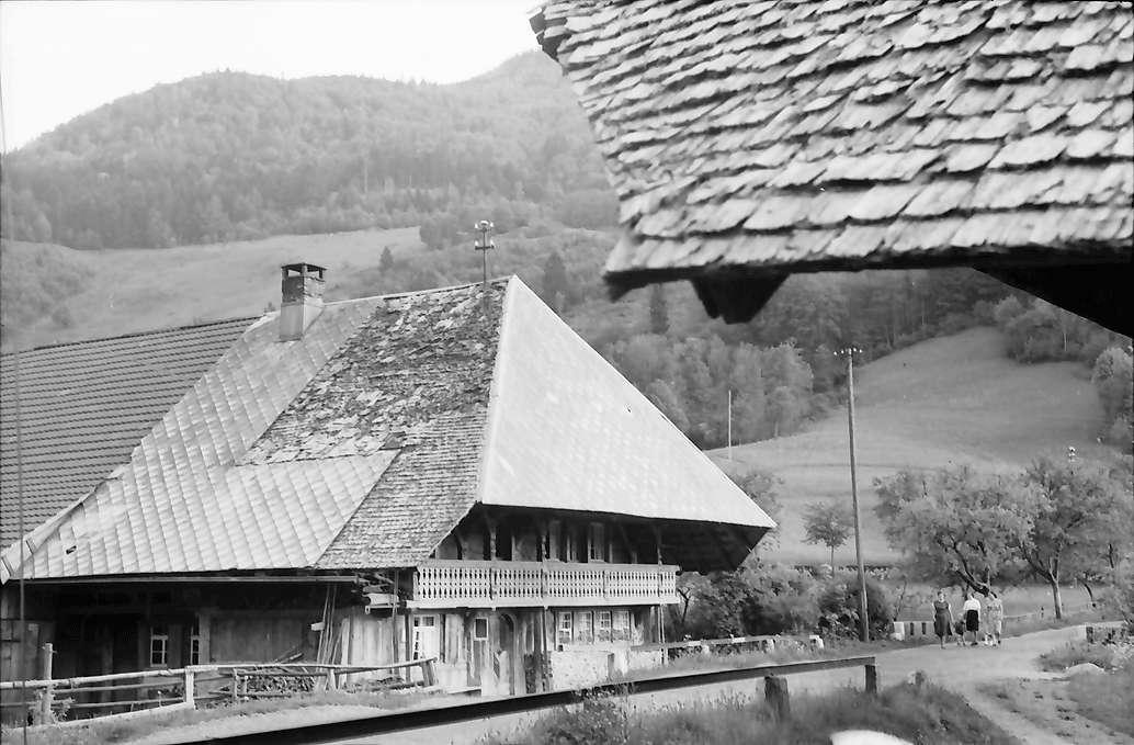 Geschwend: Schwarzwaldhaus, Bild 1