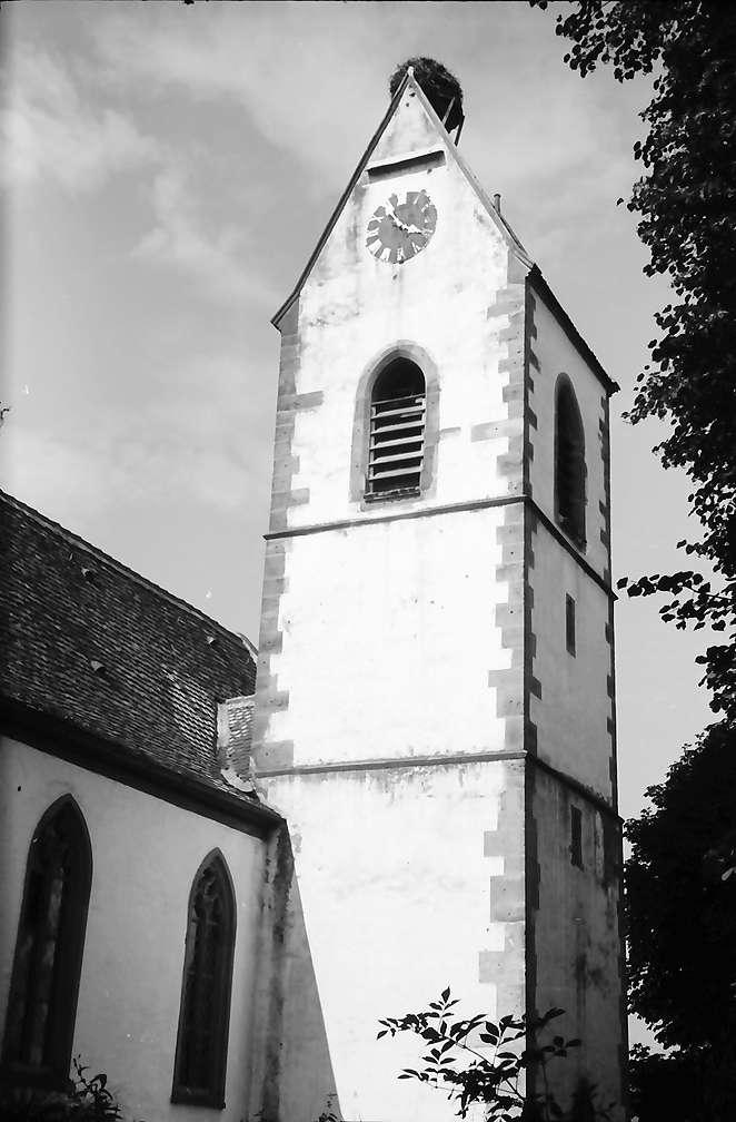 Eimeldingen: Kirche, Bild 1