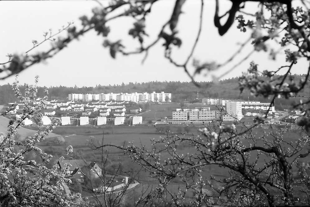 Lörrach, Tüllingen: Vom Hühnerberg auf Salzert, Bild 1