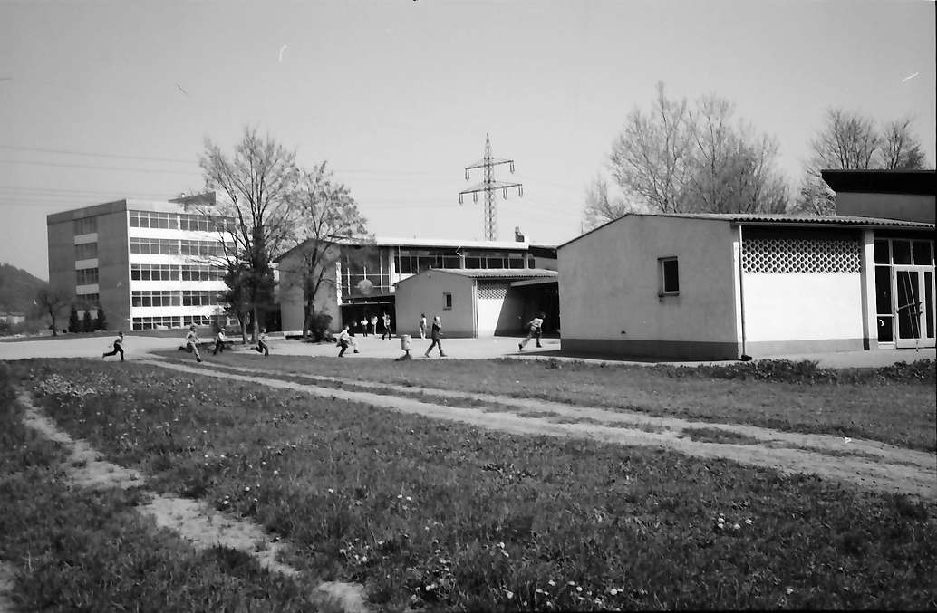 Lörrach, Tüllingen: Albert-Schweitzer-Schule, Bild 1