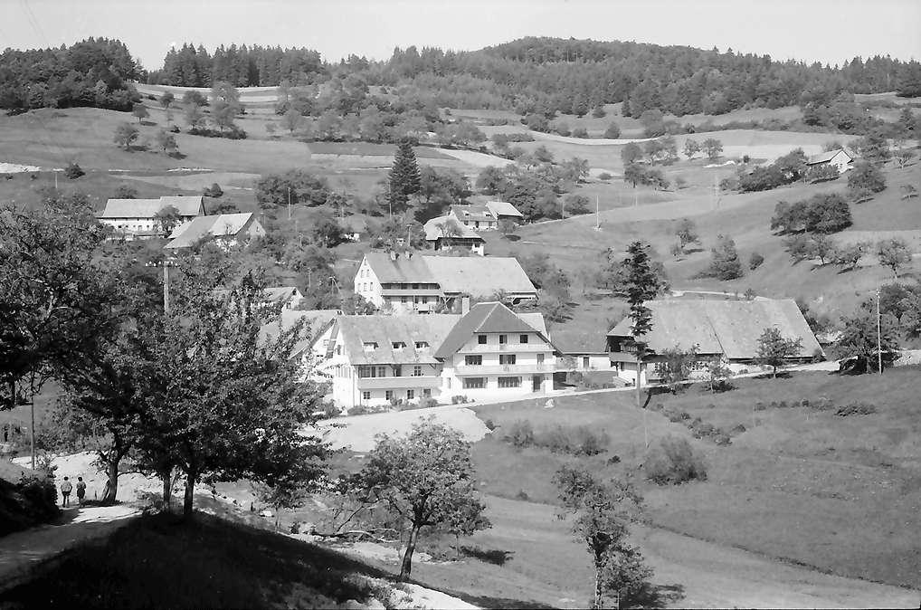 Endenburg: Tal bei Kirchhausen, Bild 1
