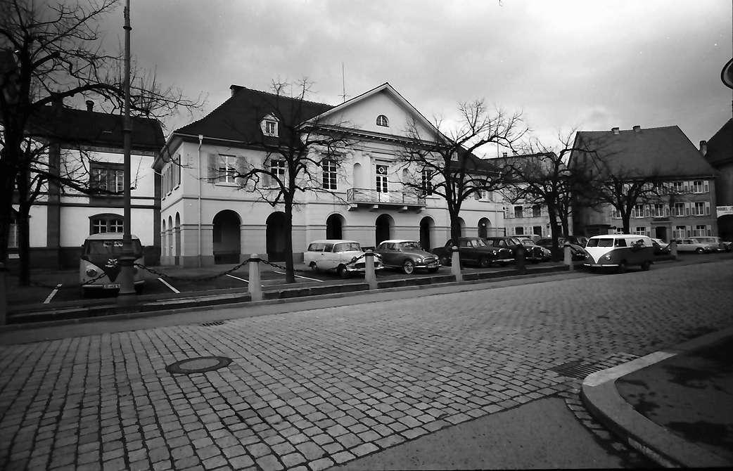 Schopfheim: Rathaus, Bild 1