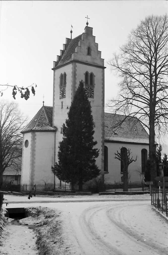 Winterspüren: Kirche, Bild 1
