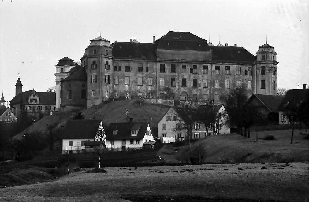 Tettnang: Schloss Montfort, Bild 1