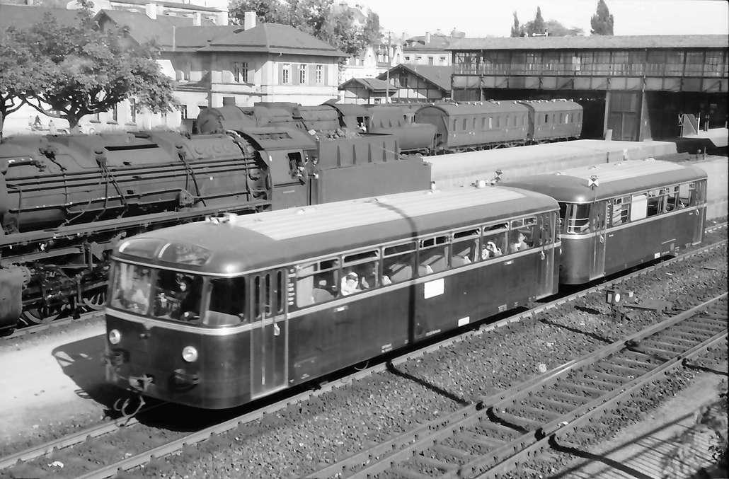 Radolfzell: Triebwagen, Bild 1