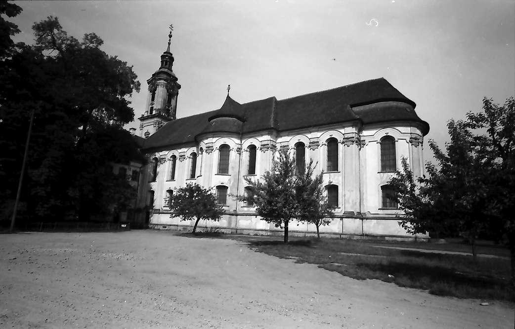 Birnau: Klosterkirche Birnau, Seite, Bild 1