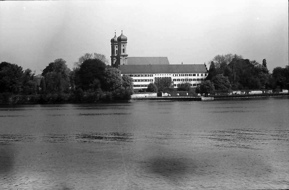 Friedrichshafen: Klosterkirche (jetzt evangelische Schlosskirche), Bild 1