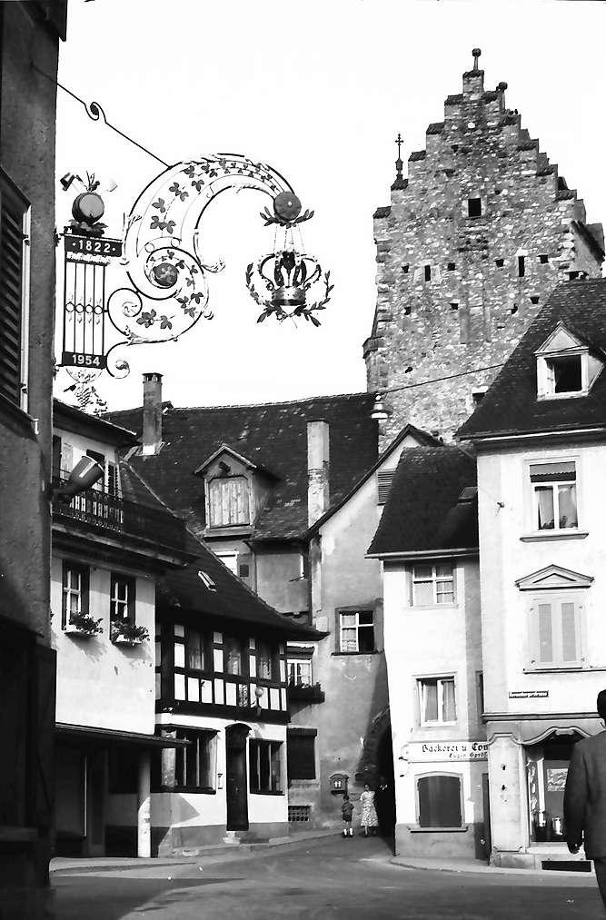 Markdorf: Aushängeschild und Tor, Bild 1