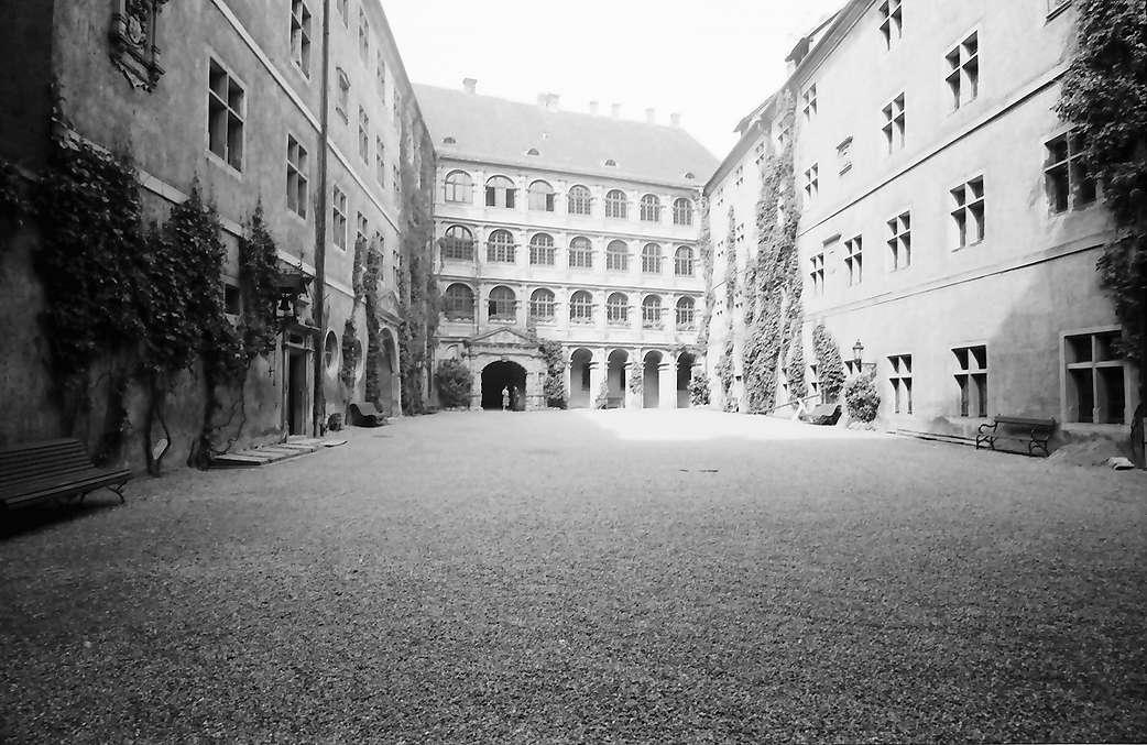 Heiligenberg: Schlosshof, Bild 1