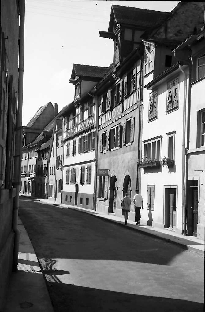 Überlingen: Hafenstraße, Bild 1