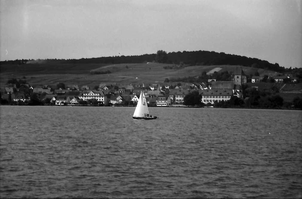 Hagnau: Vom See auf Hagnau, Bild 1