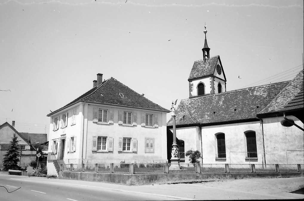 Litzelstetten: Kirche, Bild 1