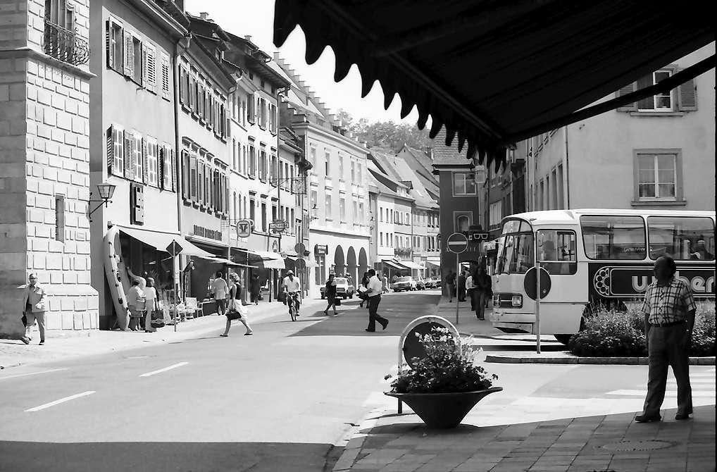 Überlingen: Münsterstraße, Bild 1