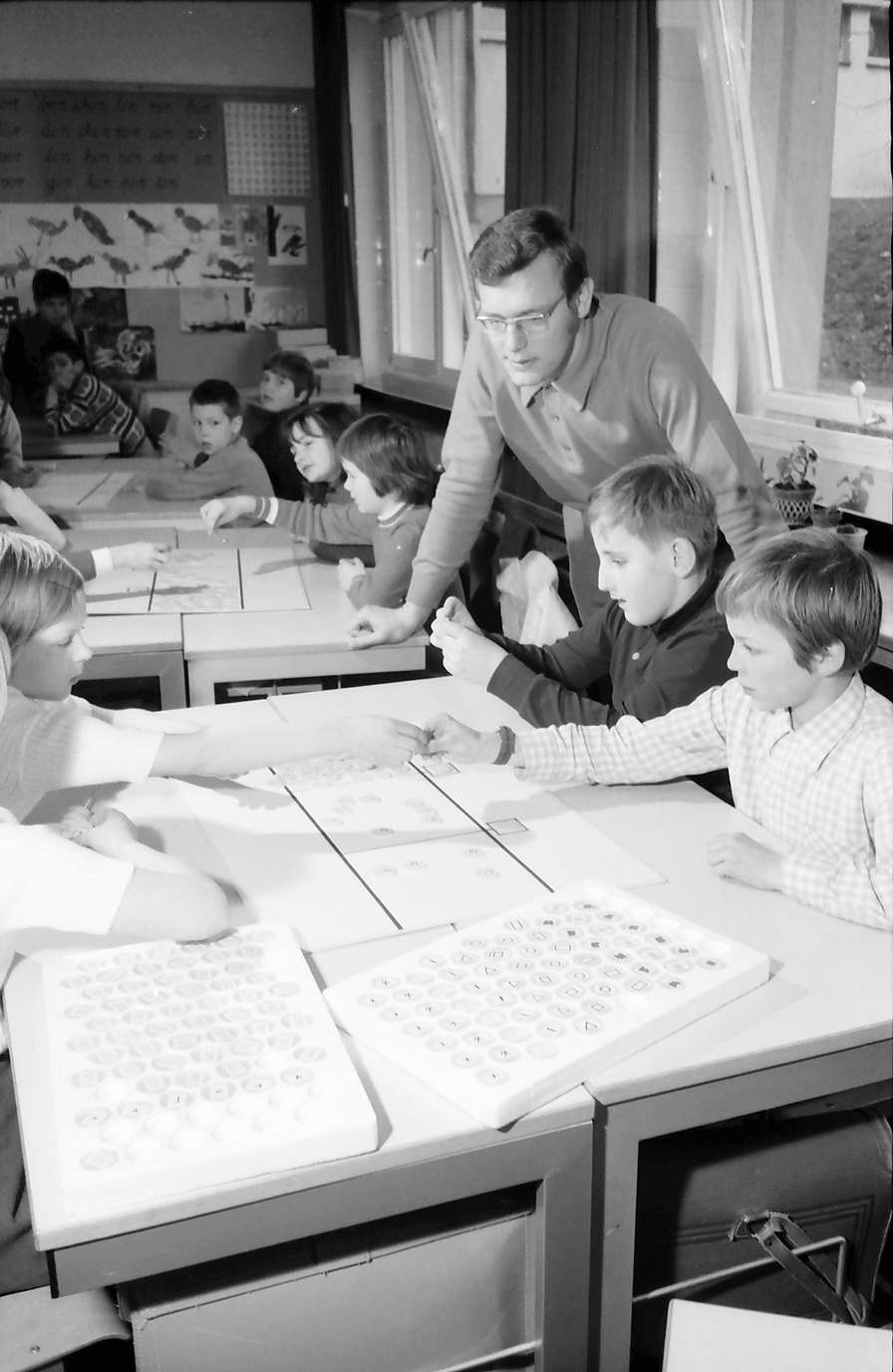 Denzlingen: Grundschule; Drittklässler, Bild 1
