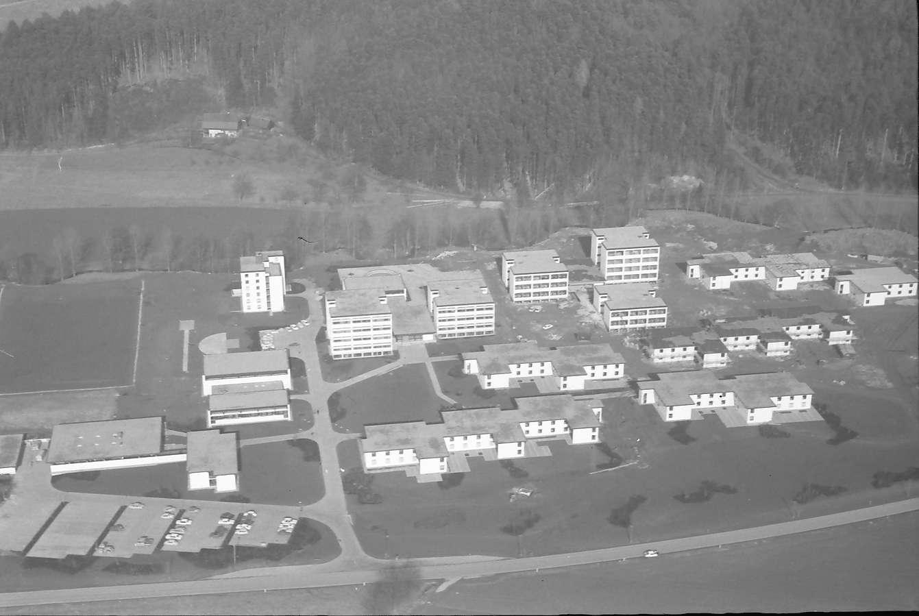 Stegen: Luftbild Gesamtkomplex, Bild 1