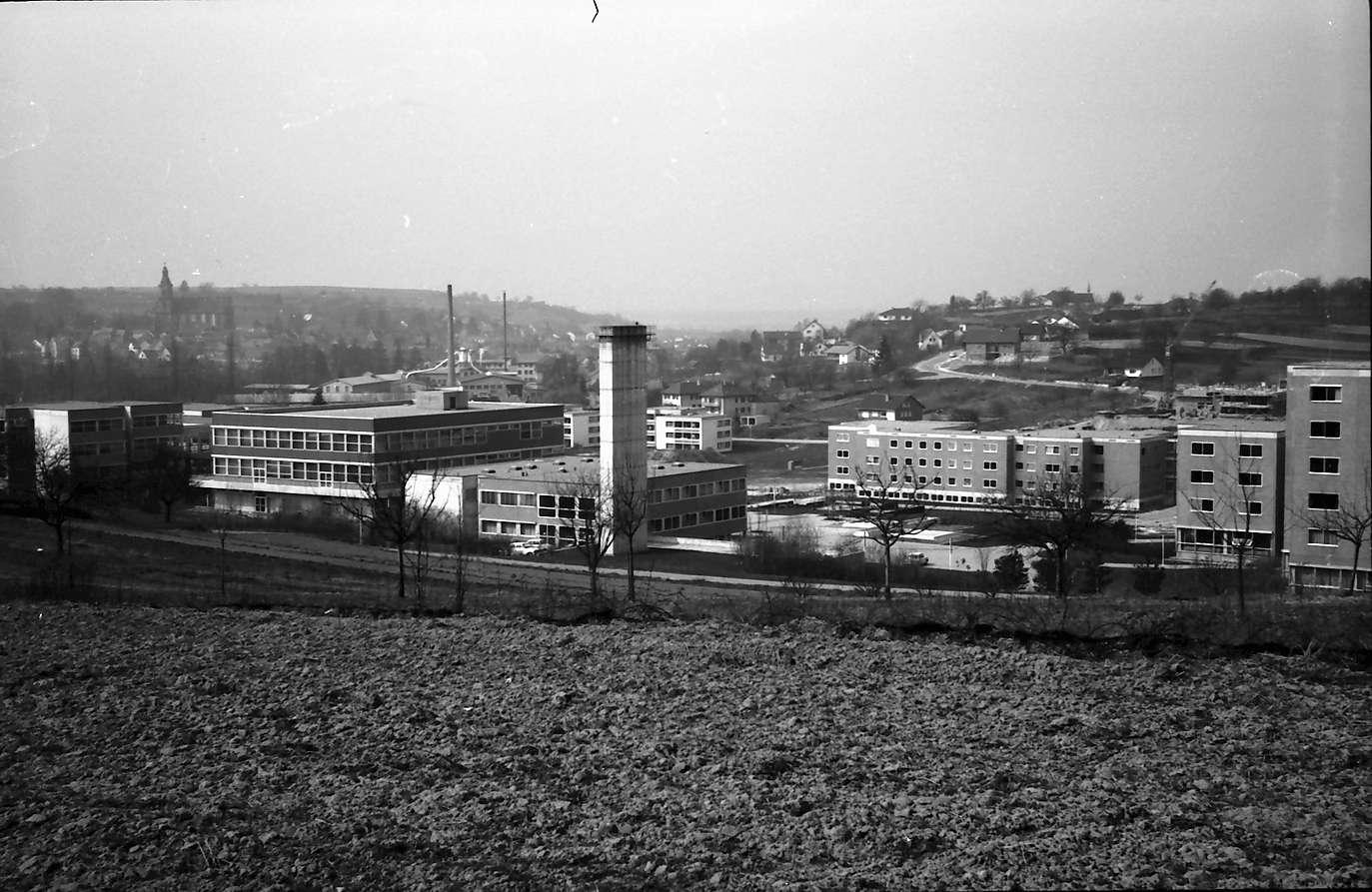 Ettenheim: Heimschule Ettenheim, Außenansichten des Gesamtkomplexes, Bild 1