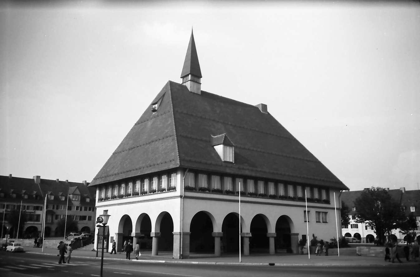 Freudenstadt: Verkehrsamt, Bild 1