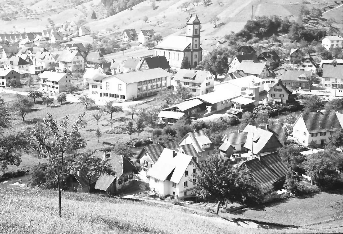 Oberwolfach: Oberwolfach, Ausschnitt, Bild 1